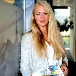 Copywriter Lianne Kooistra uit Amsterdam